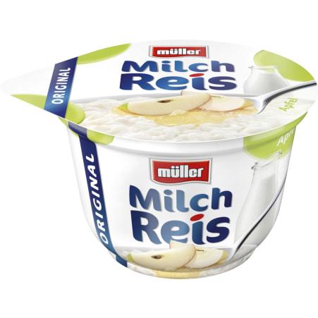 MÜLLER Milchreis Apfel