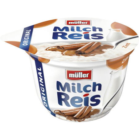 MÜLLER Milchreis Zimt