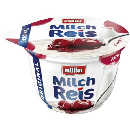 MÜLLER Milchreis Kirsche