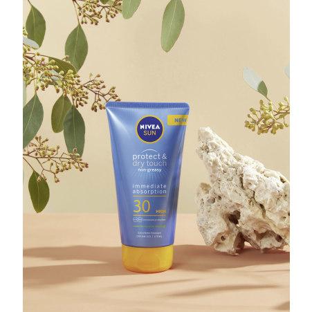 NIVEA Sonnencreme Dry Protect SPF30