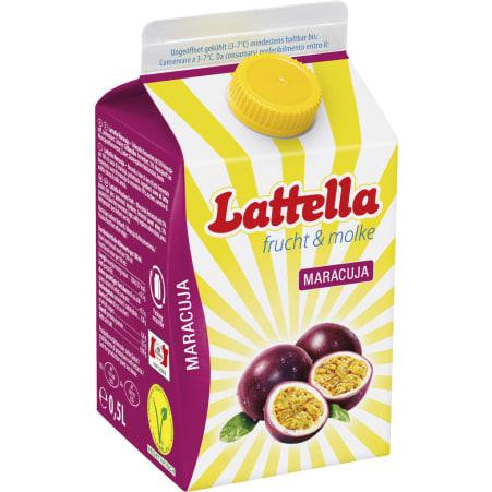 Lattella Maracuja 0,5 Liter