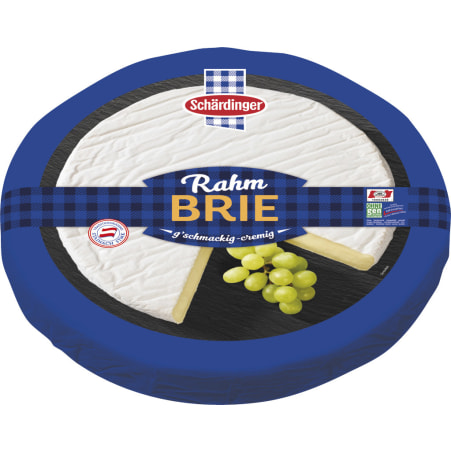 Schärdinger Rahm Brie Torte 65%
