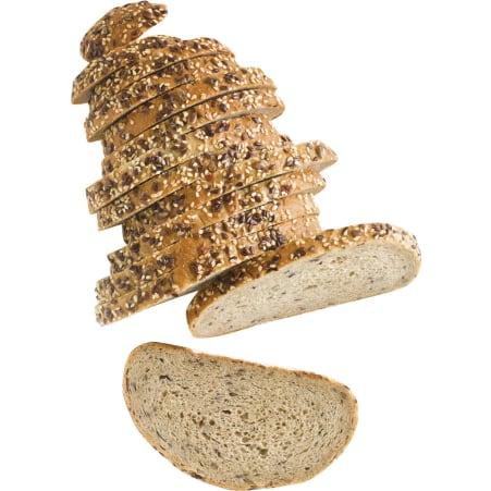 Alpenbäckerei Bio Kornbrot geschnitten