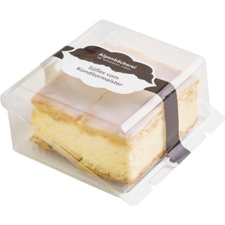 Alpenbäckerei Cremeschnitte 2er-Packung