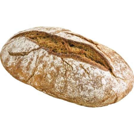 Alpenbäckerei Bio Krustenbrot geschnitten