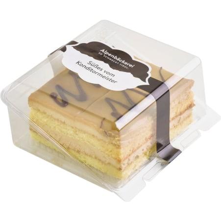 Alpenbäckerei Cappuccinoschnitte 2er-Packung