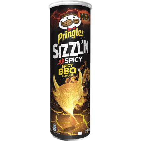 Pringles Spicy Barbecue