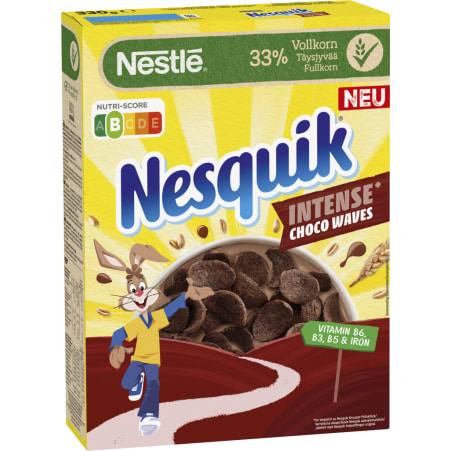 NESTLE Nesquik Intense Choco Waves