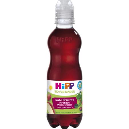 HiPP Rote Früchte mit stillem Mineralwasser 12. Monat