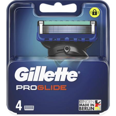 Gillette Fusion 5 ProGlide Klingen 4er-Packung