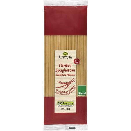 Alnatura Bio Dinkel Spaghettini