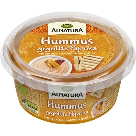 Alnatura Bio Hummus gegrillte Paprika