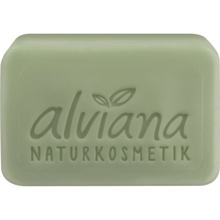 alviana Olive Pflanzenöl Seife
