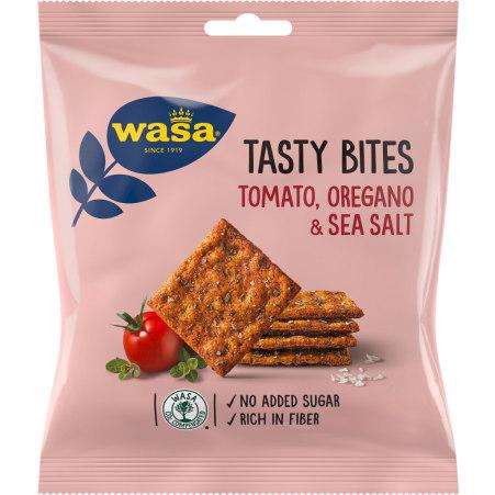 Wasa Tasty Bites Tomate Meersalz