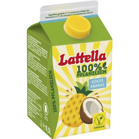 Lattella Mango 100% pflanzlich