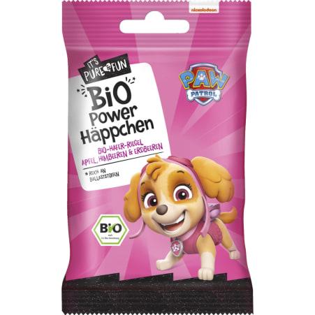 PURE&FUN Bio Paw Patrol Häppchen pink