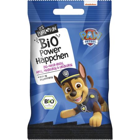 PURE&FUN Bio Paw Patrol Häppchen blau