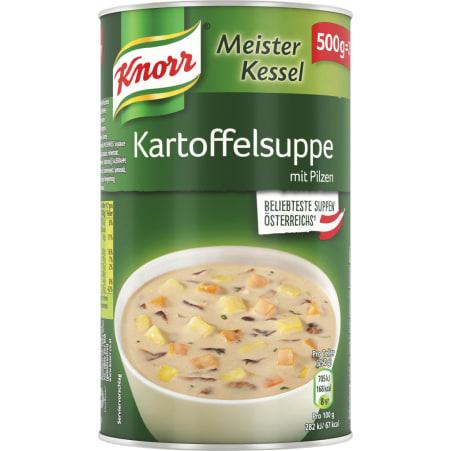 Knorr Meister Kessel Kartoffelsuppe