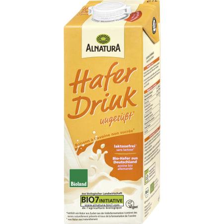 Alnatura Bio Hafer Drink Natur