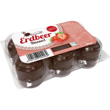 Niemetz Erdbeerbusserl  6er-Packung