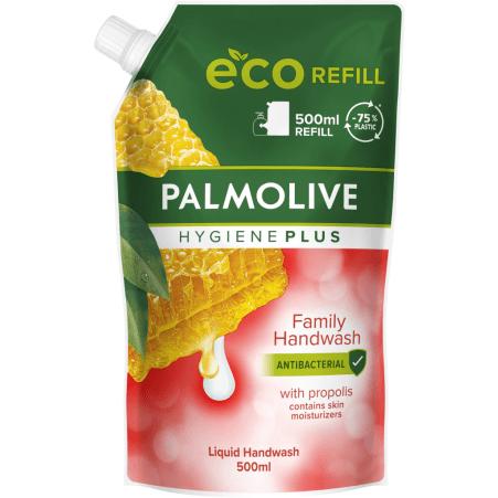 PALMOLIVE Hygiene-Plus Flüssigseife Family Nachfüllbeutel