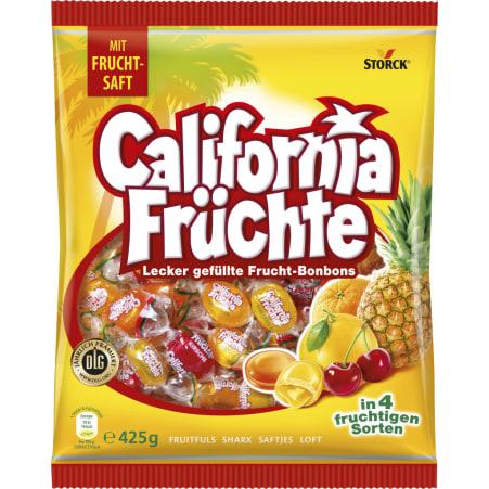 Bunte Welt Basis Sortiment California Früchte