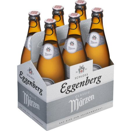 Schloss Eggenberg Märzen Tray 6x 0,5 Liter Mehrweg-Flasche