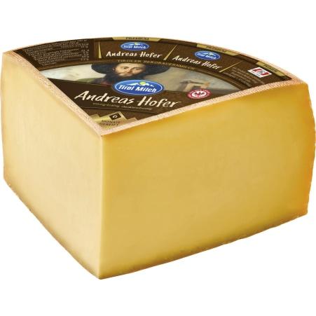 Tirol Milch Andreas Hofer Käse Premium 50%