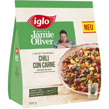 Iglo Jamie Oliver Chili con Carne
