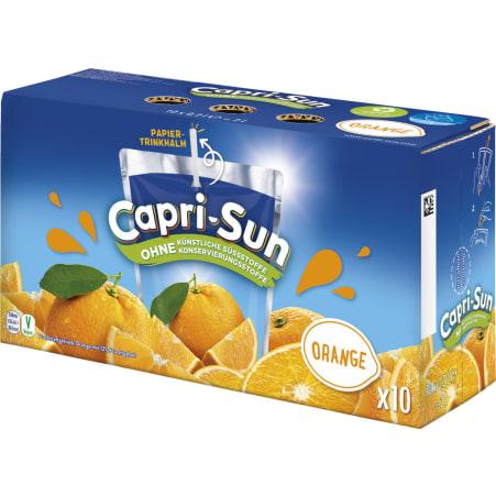 Capri-Sun Orange 10x 0,2 Liter