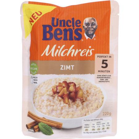 UNCLE BEN'S Ben's Express Milchreis Zimt