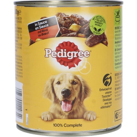 PEDIGREE Gemüse-Nudeln-Rind Dose
