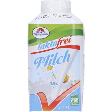 Kärntnermilch Laktofrei Milch 1,5% länger frisch