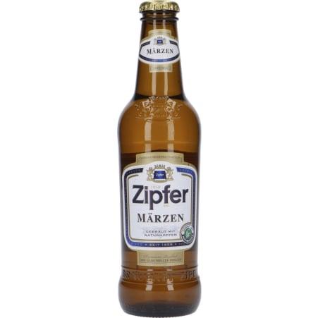 ZIPFER BIER Märzen Einwegflasche 0,33l