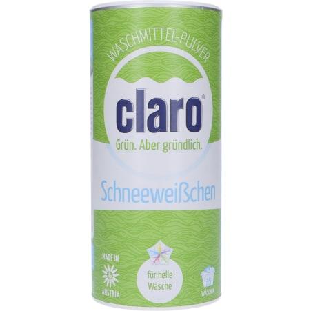 claro Waschmittel-Pulver 35 Waschgänge