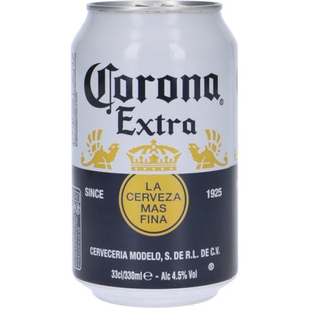 CORONA Extra 0,33 Liter Dose