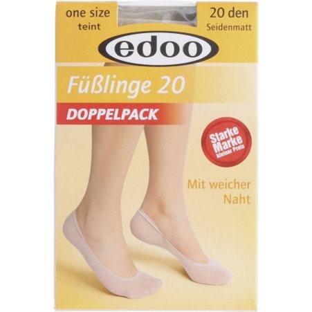 edoo Füßli Doppelpack
