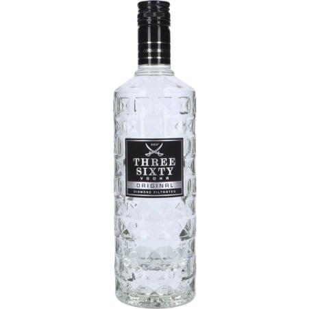 Three Sixty Vodka 37%