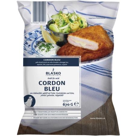 Blasko Convenience Hühner Cordon Bleu