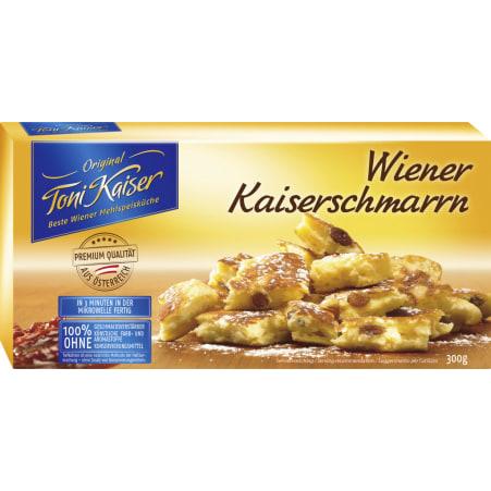 TONI KAISER Wiener Kaiserschmarren