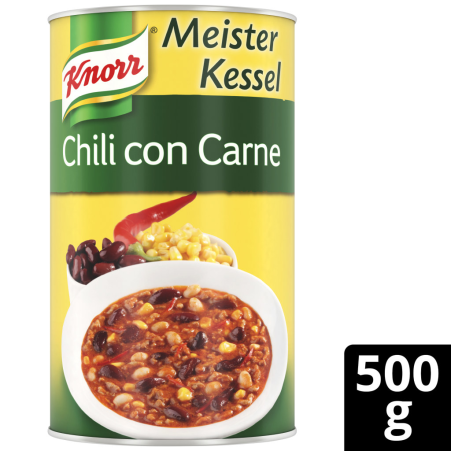 Knorr Meister Kessel Chili con Carne