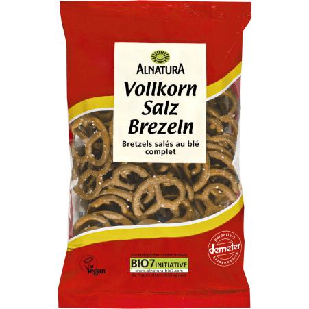 Alnatura Bio Vollkorn Salz-Brezel