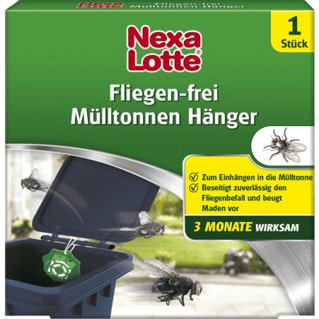 Nexa Lotte  Fliegenfrei für Mülltonnen
