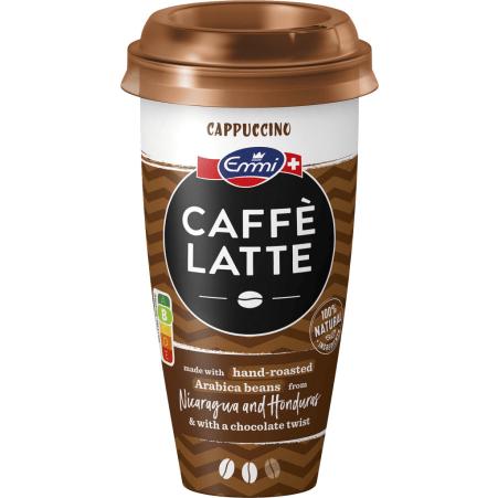 CAFFÈ LATTE Caffé Latte Cappuccino 0,23 Liter
