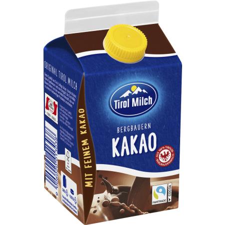 Tirol Milch Kakao 0,5 Liter