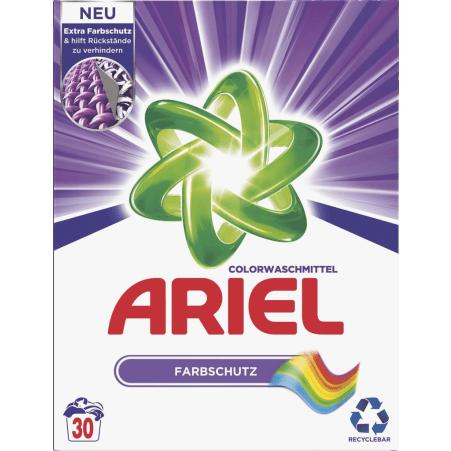 Ariel Actilift Colorwaschmittel-Pulver 28 Waschgänge