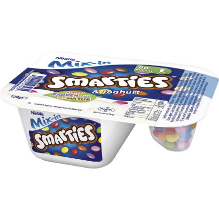 Nestle Mix-in Joghurt & Smarties Natur