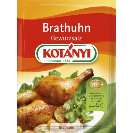 Kotányi Brathuhn Gewürzsalz 42 gr