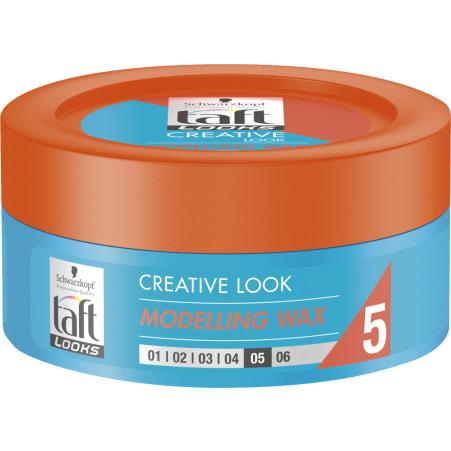 Schwarzkopf Creative Look Modelling Wax