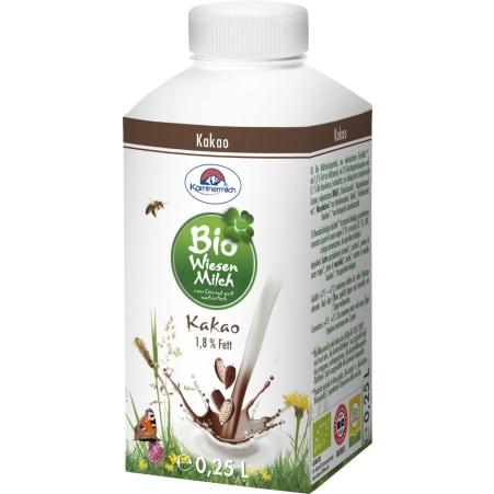 Kärntnermilch Bio Wiesenmilch Kakaogenuss